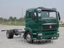 汕德卡牌ZZ1126H501GD1型载货汽车底盘