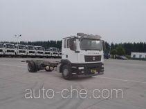 汕德卡牌ZZ1126K501GE1型载货汽车底盘
