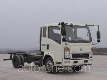 豪沃牌ZZ1127D3815D120型载货汽车底盘