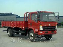 豪沃牌ZZ1127G451CD1型载货汽车