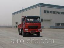 黄河牌ZZ1141H5315型载货汽车