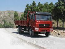 黄河牌ZZ1141H5315W型载货汽车
