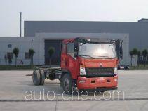 Sinotruk Howo ZZ1147G381CE1 truck chassis