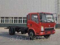 豪泺牌ZZ1147G4715D140型载货汽车底盘