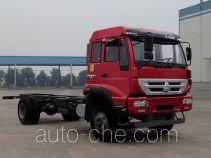 斯达-斯太尔牌ZZ1161G521GD1型载货汽车底盘