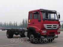 斯达-斯太尔牌ZZ1161H501GD1型载货汽车底盘