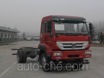 Sida Steyr ZZ1161H521GD1 truck chassis