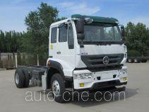 斯达-斯太尔牌ZZ1161M501GE1型载货汽车底盘