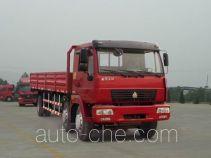 黄河牌ZZ1164G50C5A型载货汽车