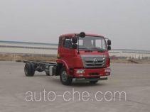 豪瀚牌ZZ1165G5113D1B型载货汽车底盘