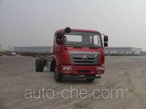 豪瀚牌ZZ1165G5113E1B型载货汽车底盘