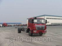 豪瀚牌ZZ1165G5113E1H型载货汽车底盘