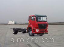 豪瀚牌ZZ1165M4413E1型载货汽车底盘