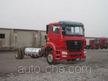 豪瀚牌ZZ1165M4413E1L型载货汽车底盘