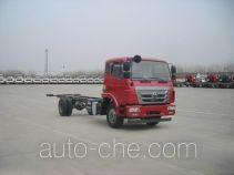 豪瀚牌ZZ1165M5113E1型载货汽车底盘