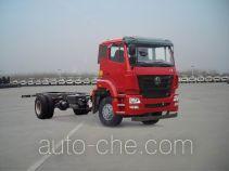 豪瀚牌ZZ1165M5213E1型载货汽车底盘