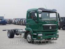 汕德卡牌ZZ1166H501GD1型载货汽车底盘
