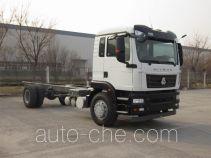 汕德卡牌ZZ1166K451GE1型载货汽车底盘
