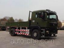 汕德卡牌ZZ1166N461MD1型载货汽车