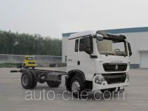 Sinotruk Howo ZZ1167G501GE1L truck chassis