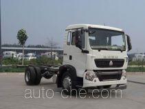 豪沃牌ZZ1167H501GD1H型载货汽车底盘