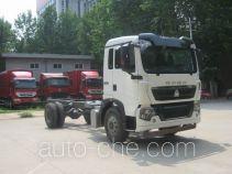 豪沃牌ZZ1167K501GE1型载货汽车底盘