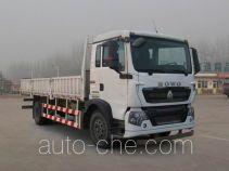 豪沃牌ZZ1167K501GE1型载货汽车