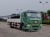 豪沃牌ZZ1167M4617D1型载货汽车