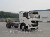 豪沃牌ZZ1167M501GE1L型载货汽车底盘
