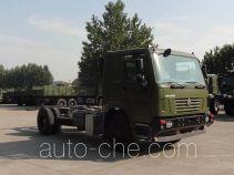 豪沃牌ZZ1167N4617D1型载货汽车底盘