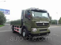 豪沃牌ZZ1167N461MD1型载货汽车