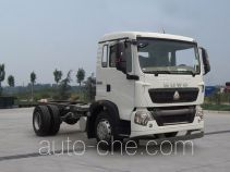 豪沃牌ZZ1167N481GD1型载货汽车底盘