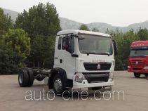 豪沃牌ZZ1167N601GE1型载货汽车底盘