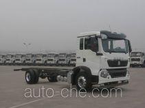 豪沃牌ZZ1177H501GE1型载货汽车底盘