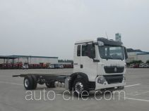 豪沃牌ZZ1187K501GE1型载货汽车底盘