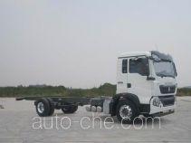 豪沃牌ZZ1187M501GE1型载货汽车底盘