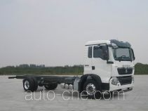 豪沃牌ZZ1187N521GE1型载货汽车底盘