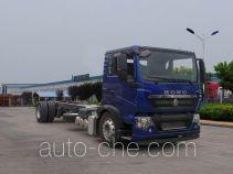 豪沃牌ZZ1187N641GE1型载货汽车底盘