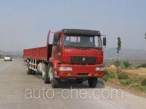 黄河牌ZZ1201H60C5W型载货汽车