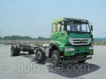 Sida Steyr ZZ1201K46CGD1 truck chassis