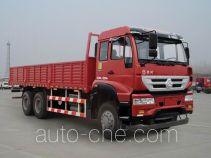 黄河牌ZZ1204K4046D1型载货汽车