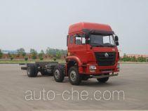 豪瀚牌ZZ1205M56C3E1型载货汽车底盘