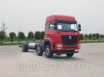 Sinotruk Hohan ZZ1205M56C3E1L truck chassis
