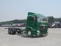 汕德卡牌ZZ1206M52HGD1型载货汽车底盘
