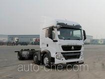 豪沃牌ZZ1207M56CGE1L型载货汽车底盘