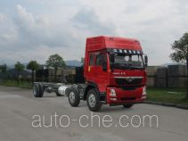 Homan ZZ1208KC0EB0 truck chassis