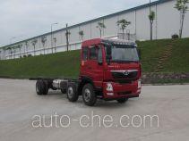 Homan ZZ1208KC0EB1 truck chassis