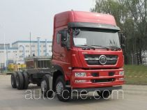 Sida Steyr ZZ1243M466GD1 truck chassis