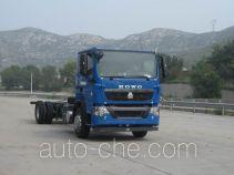 豪沃牌ZZ1247N573GE1K型载货汽车底盘