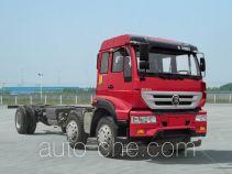 斯达-斯太尔牌ZZ1251K48CGD1型载货汽车底盘